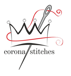 Corona-Stitches creative & unique